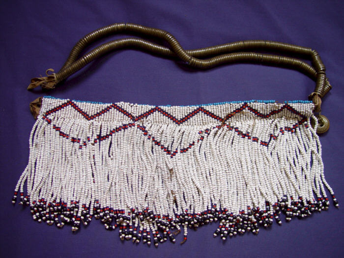 African Beadwork - Tribal, Ethnic and Antique Beadwork - African Beadwork Display